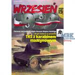 Wrzesien 1939 Ausgabe 15 (inkl. Modell TKS)