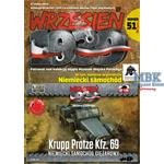 Wrzesien 1939 Ausgabe 51 (inkl. dt. Krupp Protze)