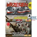 Wrzesien 1939 Ausgabe 57 (inkl. pl.Artilleriecrew)