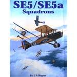 RAF S.E.5/RAF S.E.5a Squadrons