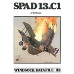 Spad 13 C.I. Rev/Ltd re-print