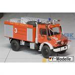 Unimog U5000, Bw-Feuerwehr