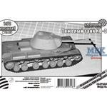 KV-3 Heavy Tank