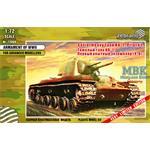 KV-1 Heavy Tank Pilot #1