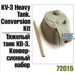 KV-3 heavy tank conversion kit