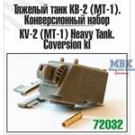 KV-2 (MT-1) Heavy Tank conversion kit