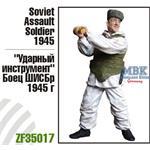 Soviet Special Assault Force Soldier, 1944