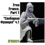 Free France. Part 1