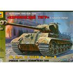 Königstiger Porscheturm - Tiger II