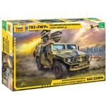 GAZ Tiger with ATGM Kornet
