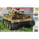 KPz Tiger I - snap-fit