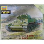 1:100 WWII sov. T-34/76