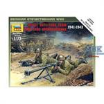 1:72 WWII sov. Panzerjäger-Trupp