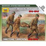 1:72 Soviet Medical Personnel