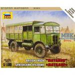 1:100 WW2 brit.Truck