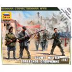 Sowjet Landwehr/Militia 1941