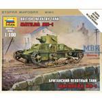 Britischer leichter Panzer Matilda Mk. I  1:100