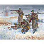 1:72 Soviet. Infanterie (Winteruniform)