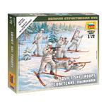 1:72 Soviet Ski Troops