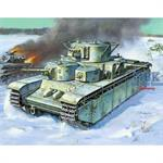 1:100 Sovietischer Panzer T-35