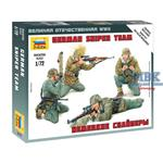 1:72 German Sniper Team