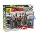 1:72 Soviet HQ Winter