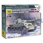 Panzer IV Ausf. F2  1:100