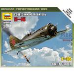 1:144  I-16 Soviet Fighter