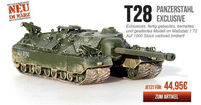 T28 Panzerstahl exclusive