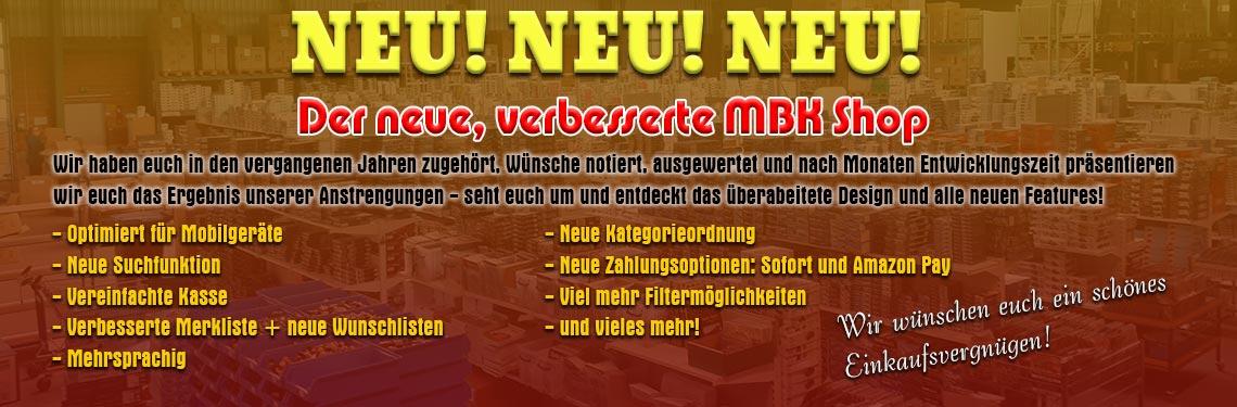MBK Neuer Shop