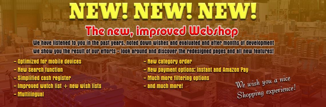 New MBK Shop