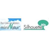 Mininatur-Silhouette