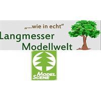 Langmesser / Model Scene