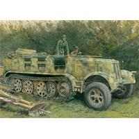 Halftracks / Armoured Personnel Carriers / Tracked Vehicles