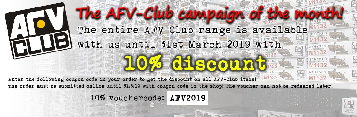 AFV-Club Discount