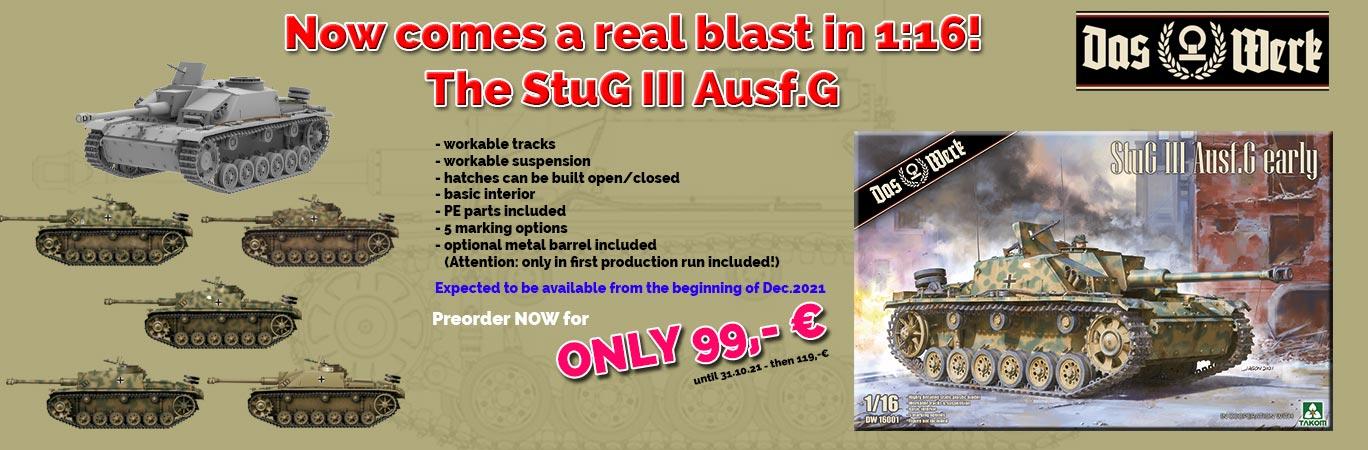 1:16 StuG III Ausf.G