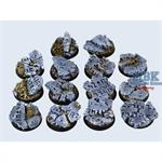 Ruins Bases, Round 25mm