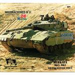 WarMashines No. 11 Merkava Mk2/Mk3