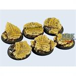 Temple Bases, WRound 40mm