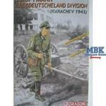 Hauptmann - Div. Großdeutschland