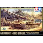 King Tiger Porsche Turret
