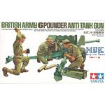 Britische 6 Pounder Anti Tank Gun limited Edition