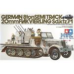 Sd.Kfz. 7/1 8-Ton Semi-Track 20mm Flakvierling