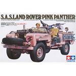 """SAS Land Rover  """"Pink Panther"""""""