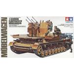 Flakpanzer Möbelwagen mit Vierlings Flak
