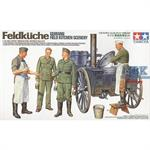 Feldküche WW2