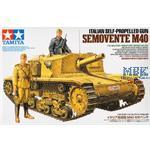 Italian SP Gun Semovente M40