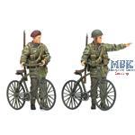 WWII British Paratrooper Bicycle set