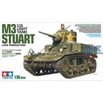 US M3 Stuart späte Produktion / late production