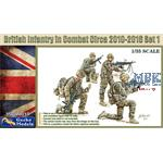 British Infantry in Combat 2010-12 Set 1